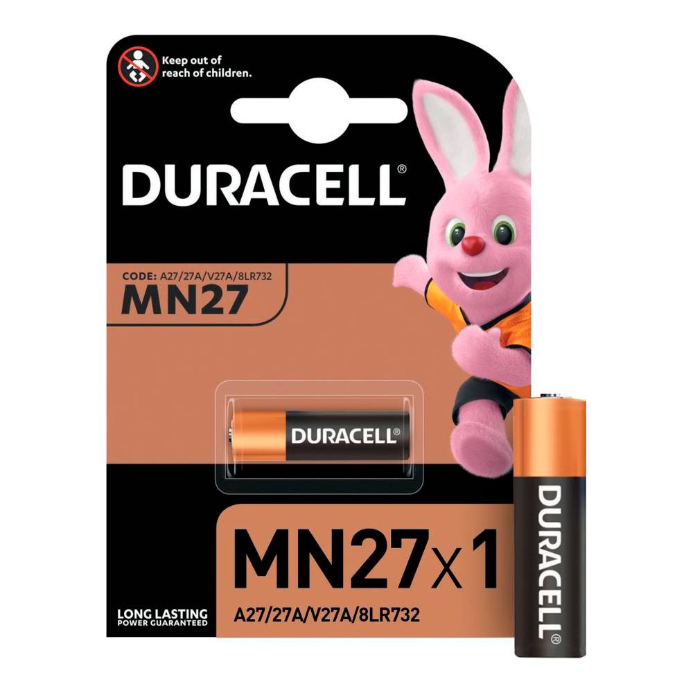 Э/п 27A Duracell  MN27 12V, BL1