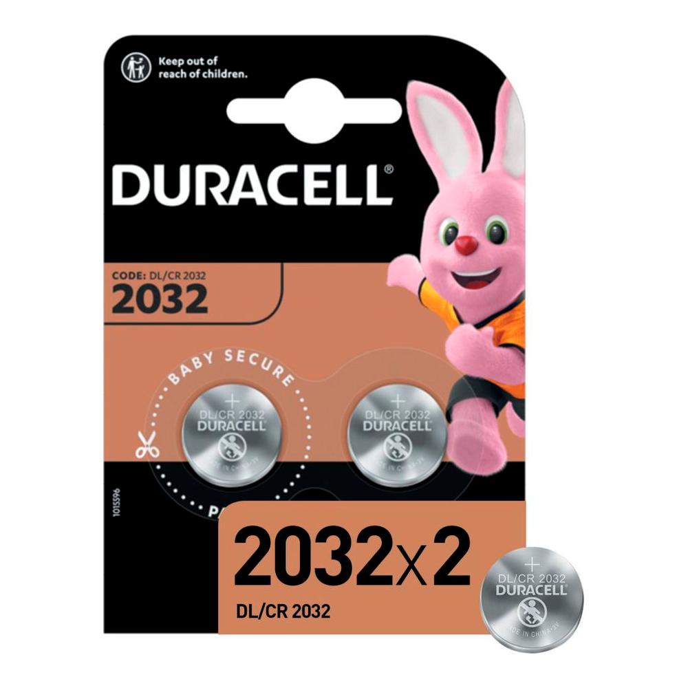 CR2032 Duracell, BL2
