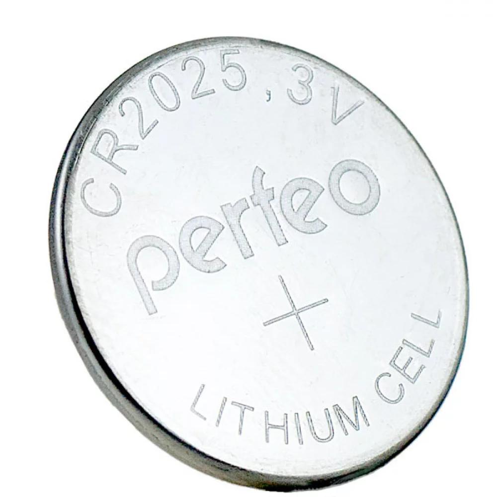Э/п CR2016 Perfeo Lithium Cell, BL5