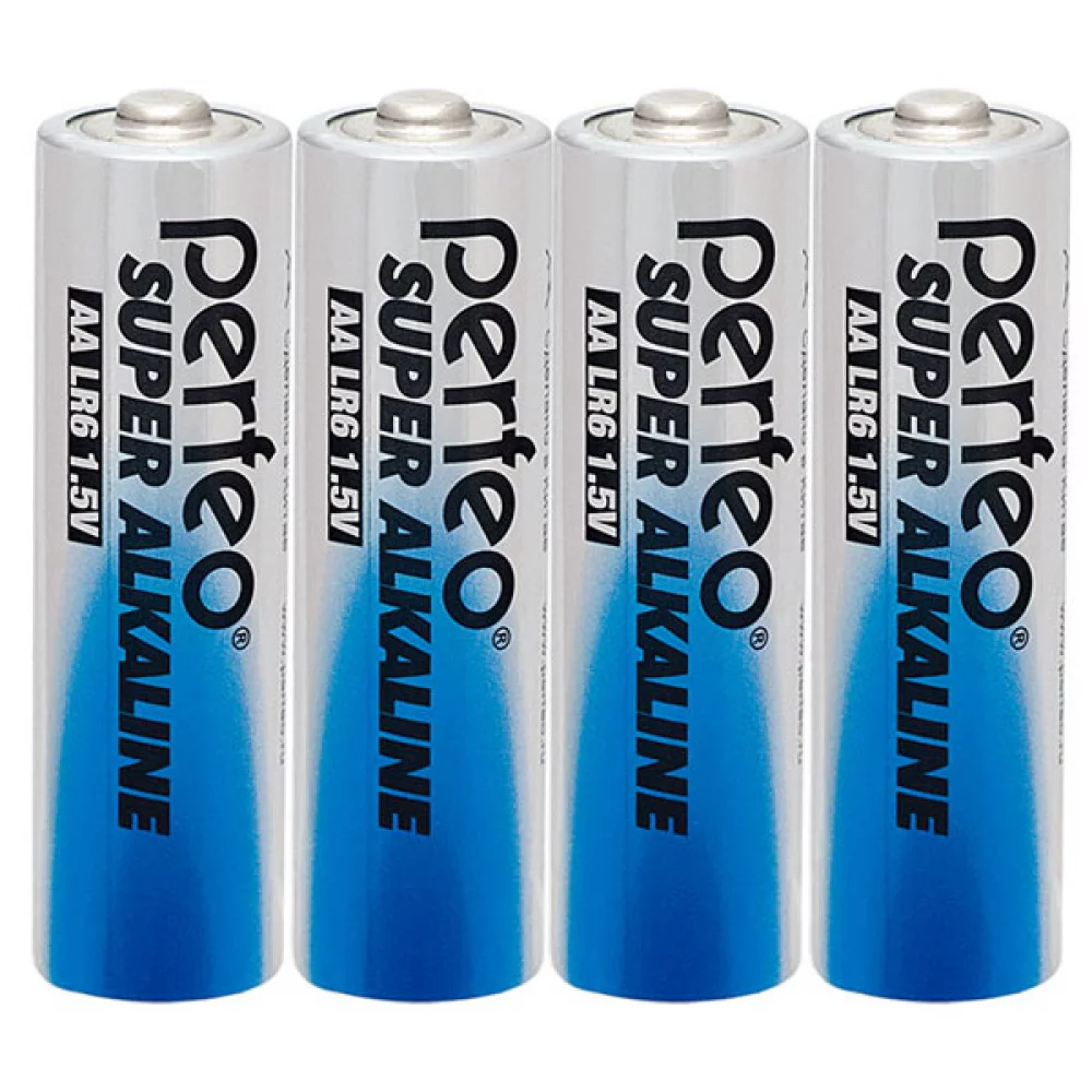Э/п LR6 Perfeo Super Alkaline, OS4